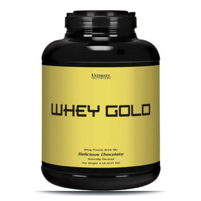 ULTIMATE NUTRITION WHEY GOLD 5LBS
