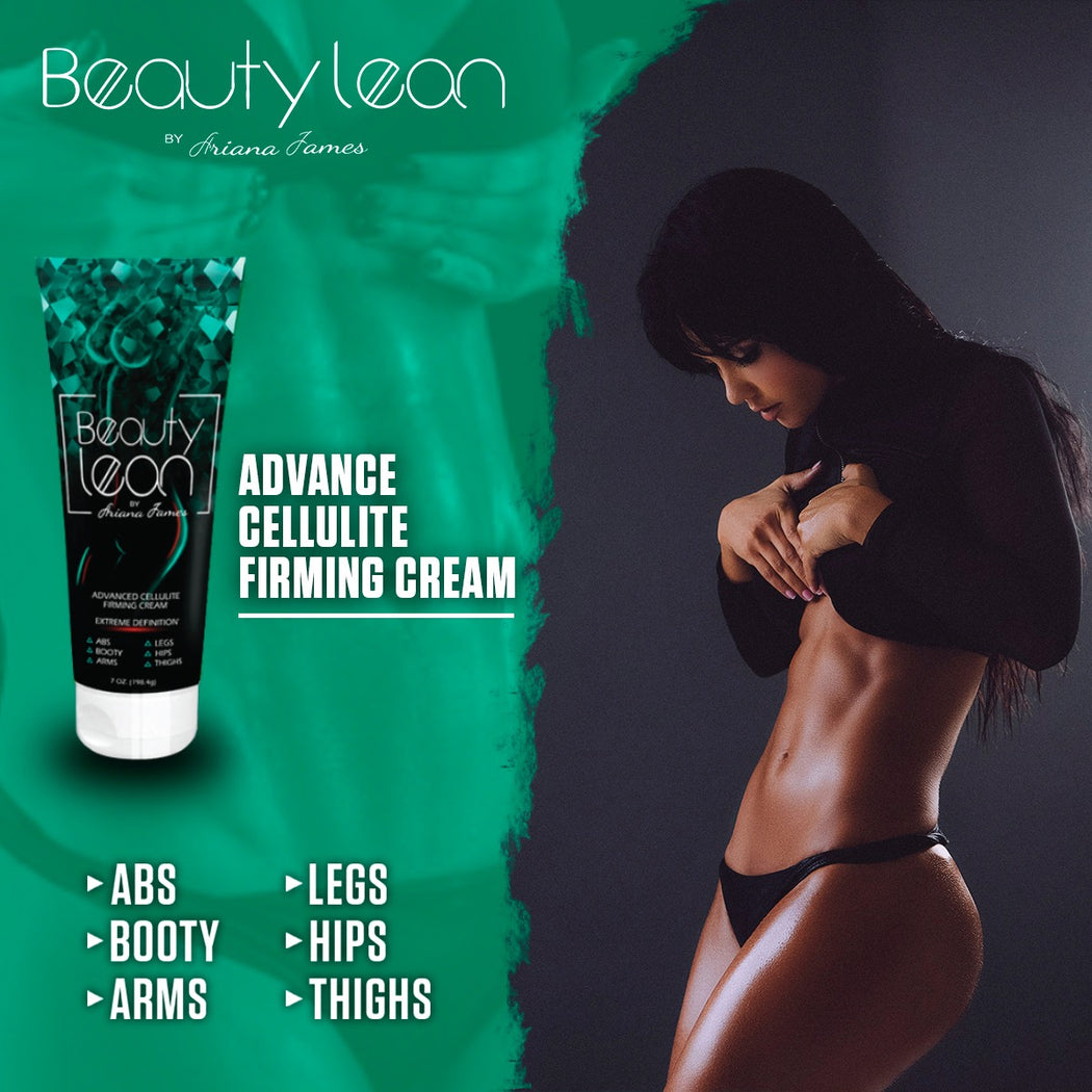 CREMA TONIFICANTE BEAUTY LEAN BY ARIANA JAMES