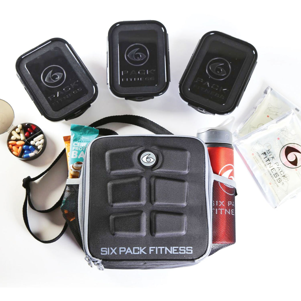 SIX PACK FITNESS THE CUBE