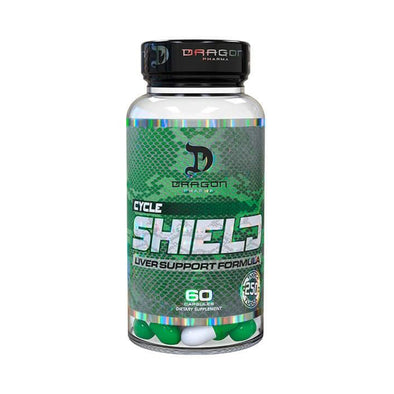 DRAGON PHARMA CYCLE SHIELD - LIVER SUPPORT