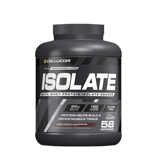 CELLUCOR 100% WHEY PROTEIN ISOLATE 4LB