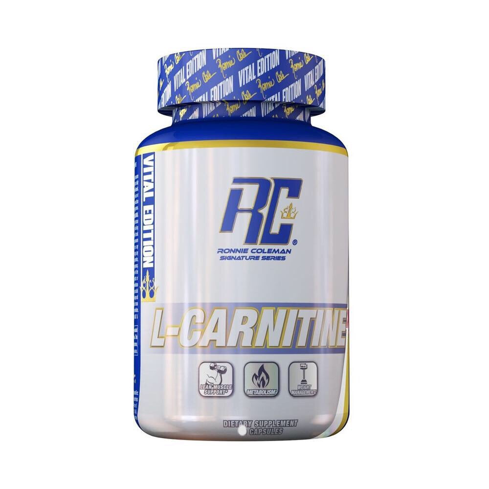 RONNIE COLEMAN CARNITINE XS 60 CAPS