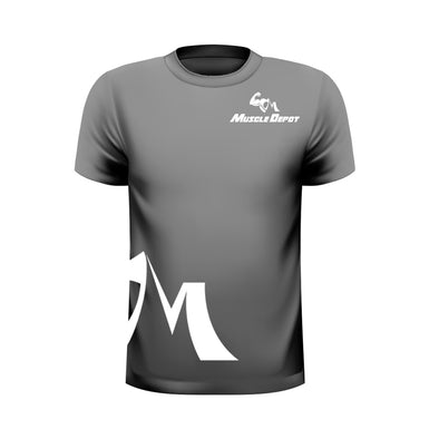 Playera Muscle Depot