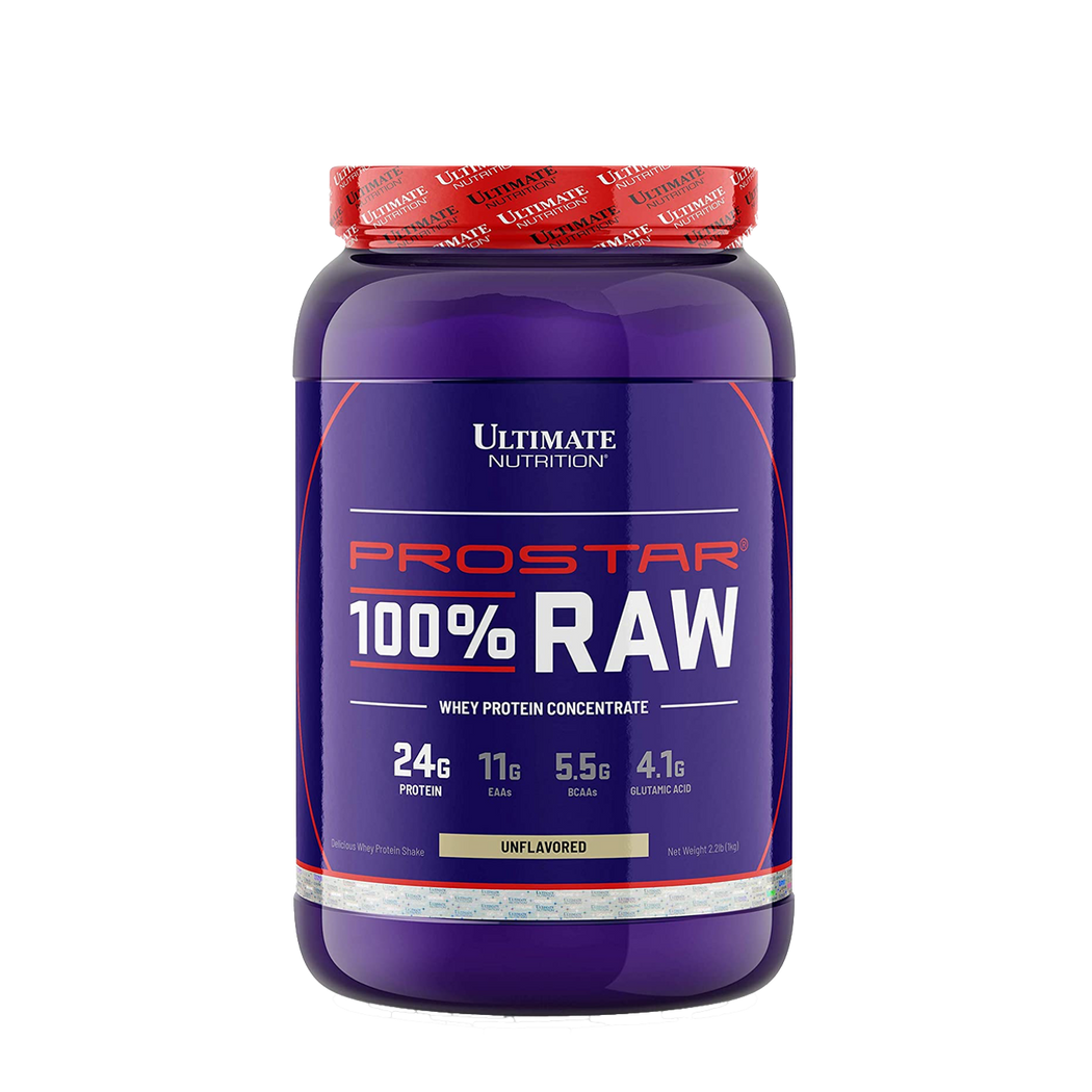 ULTIMATE NUTRITION 100% RAW 2.2LB