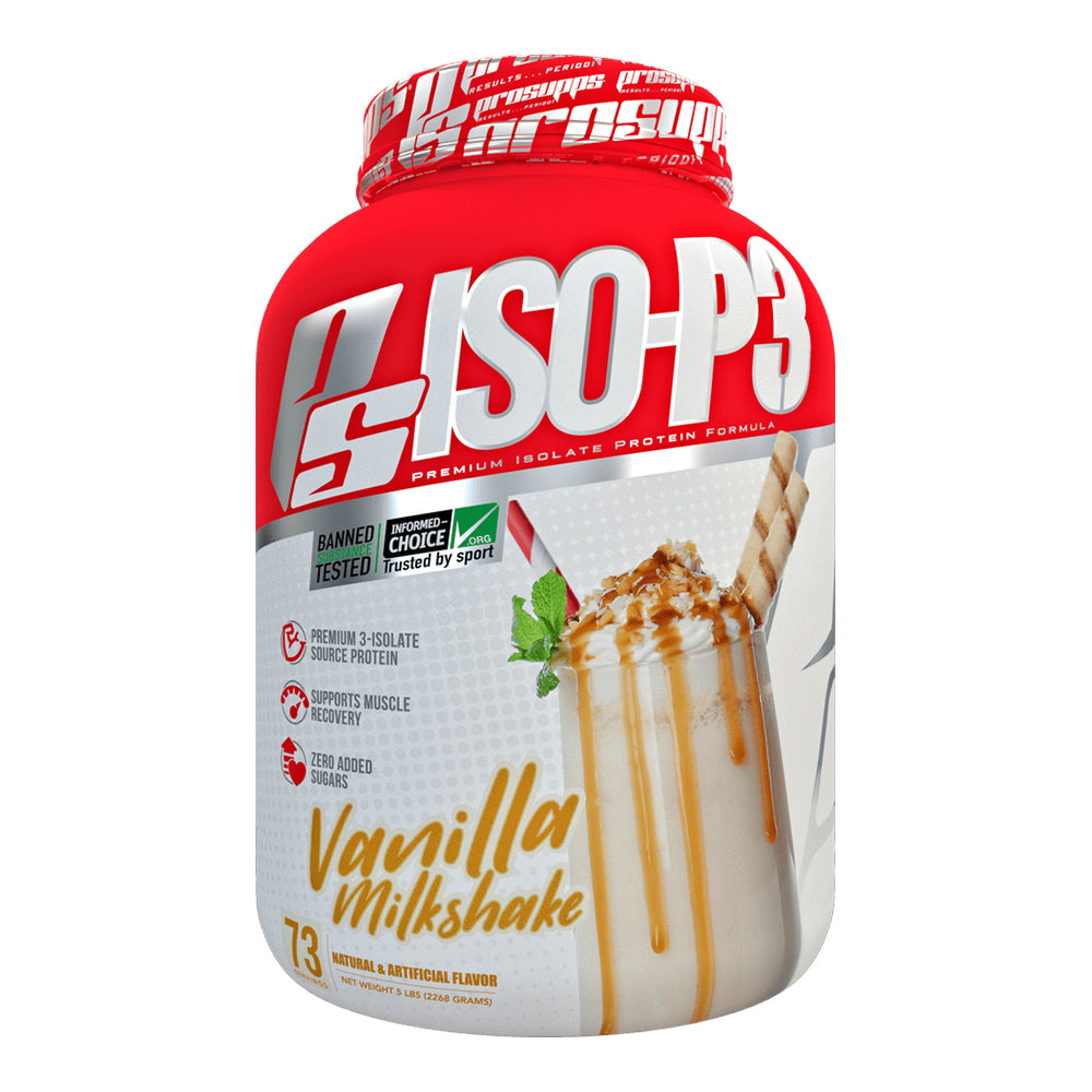 PRO SUPPS ISO-P3 5LB
