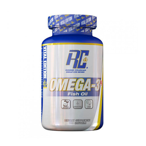 RONNIE COLEMAN OMEGA-3 XS FISH OIL 120 SOFTGEL