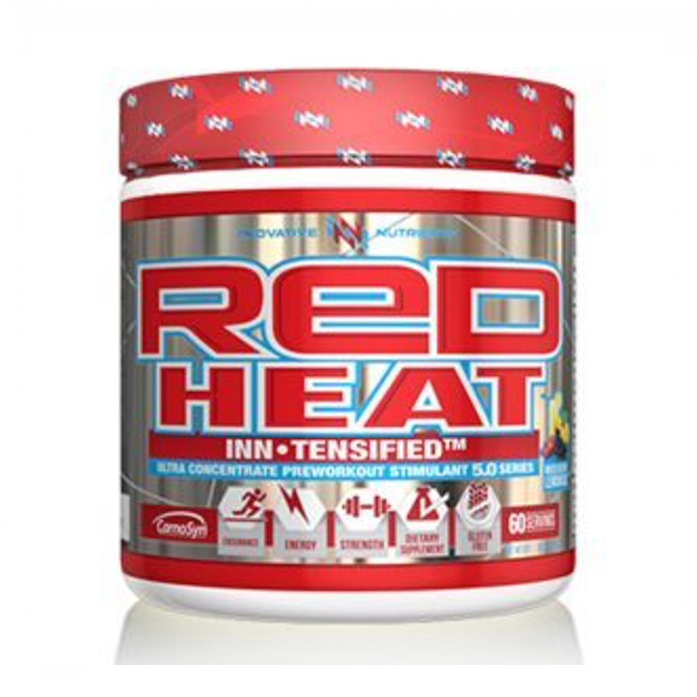 INOVATIVE NUTRIENTS RED HEAT PRE WORKOUT