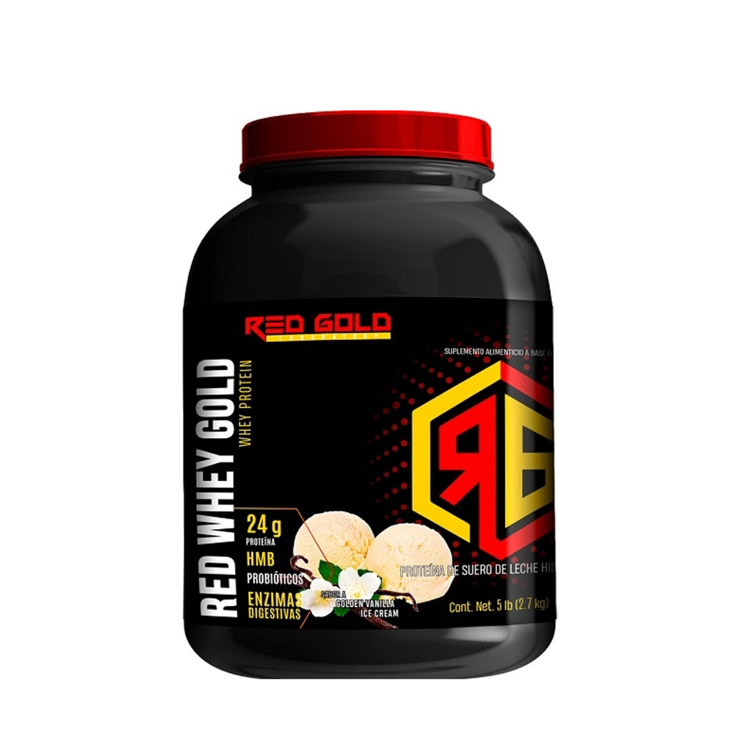 RED WHEY GOLD 5LB