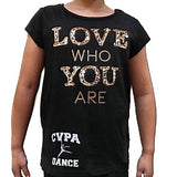 """Love Who You Are"" Tee - Limited Edition"