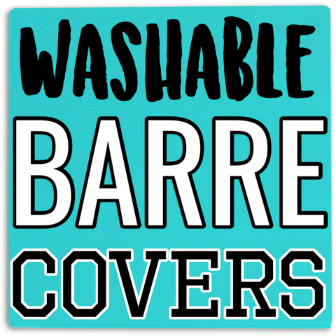 Washable Barre Covers