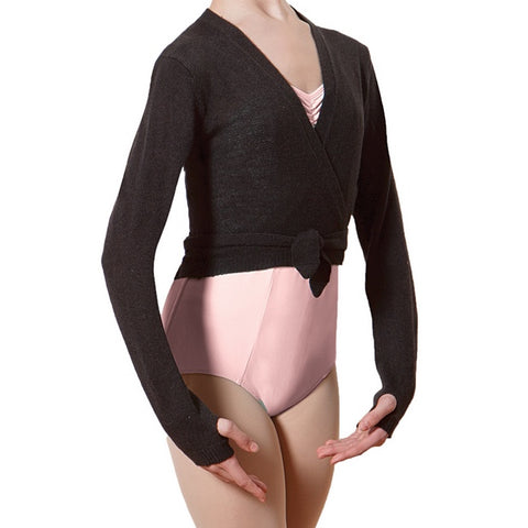 Wrap Ballet Sweater