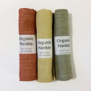 Hankies - Organic Cotton