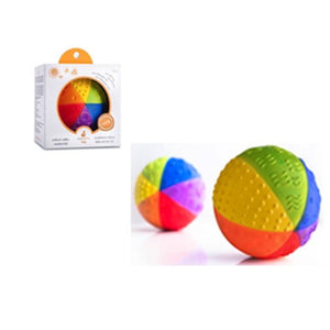 Natural Rubber Toy - Sensory Ball