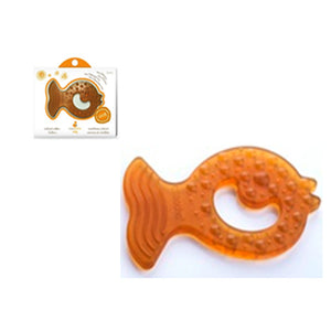Natural Rubber Teether - All-stage