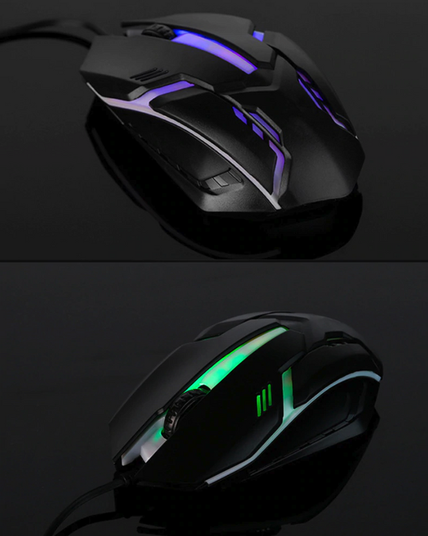 3 Button Gaming Mouse