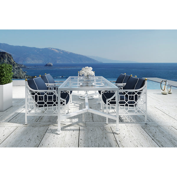 Barclay Butera Five Piece Dining Set