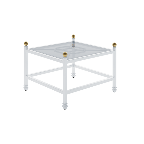 Barclay Butera Square Side Table