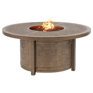 Classical Fire Pit Coffee Table