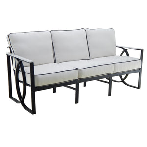 Hermosa Cushioned Sofa