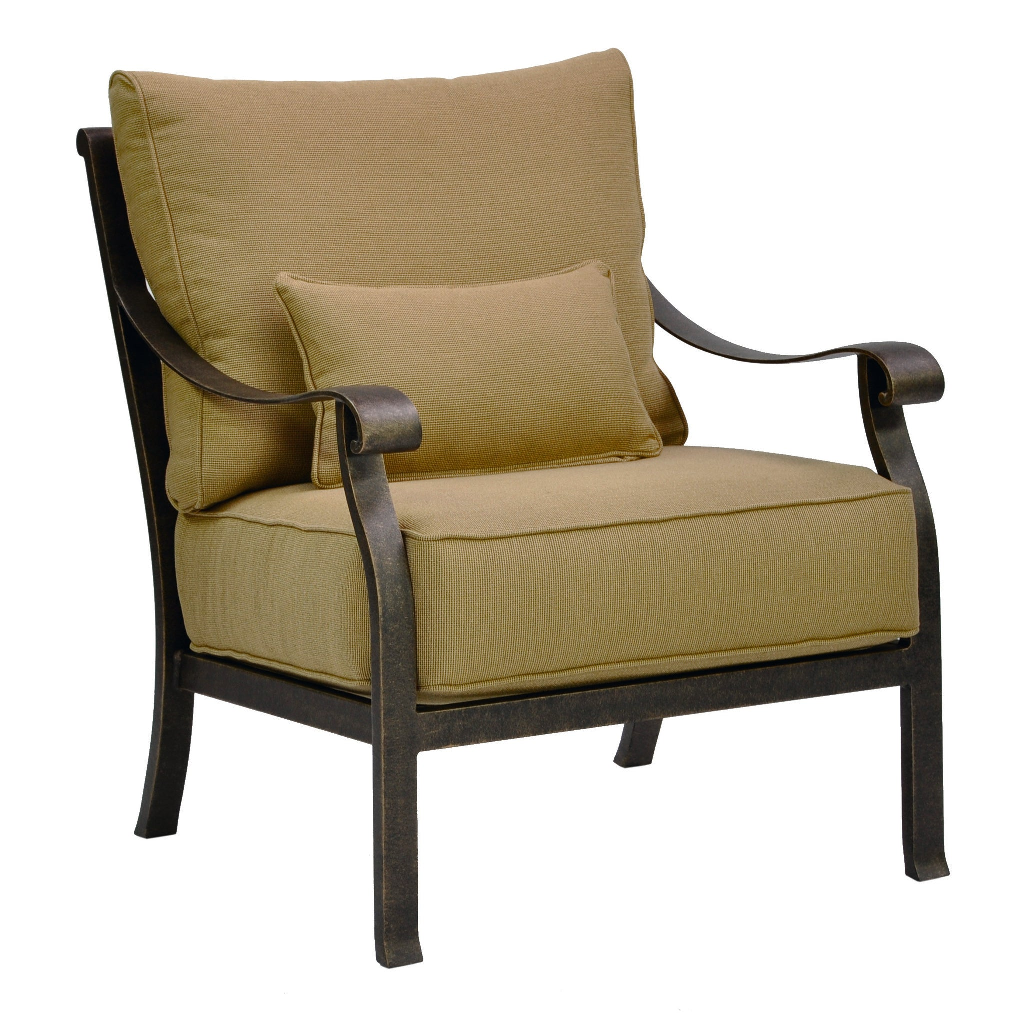Madrid Cushioned Lounge Chair