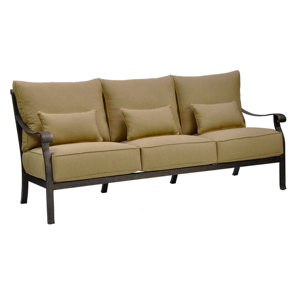 Madrid Five Piece Deep Seating Set