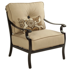 Monterey Cushioned Lounge Chair