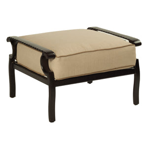 Monterey Cushioned Ottoman