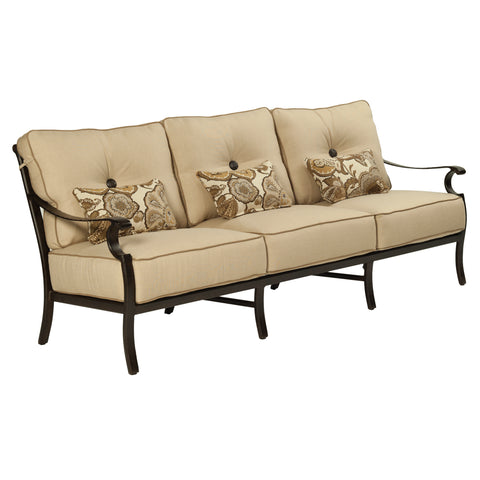 Monterey Cushioned Sofa