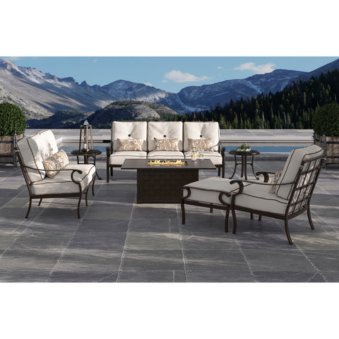 Monterey Seven Piece Deep Seating Set