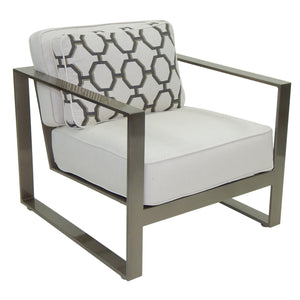 Park Place Cushioned Lounge Chair