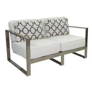 Park Place Cushioned Loveseat