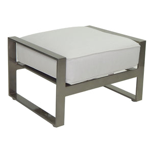 Park Place Cushioned Ottoman