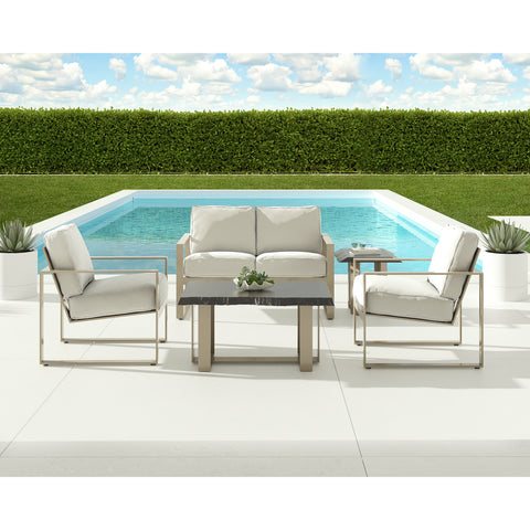Park Place Metro Five Piece Deep Seating Set