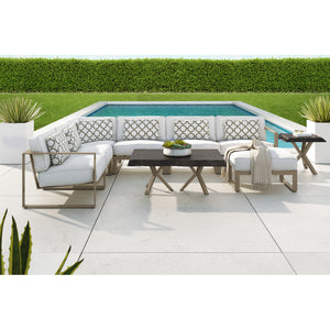 Park Place Nine Piece Deep Seating Set
