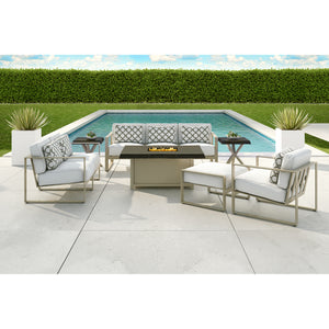Park Place Seven Piece Deep Seating Set