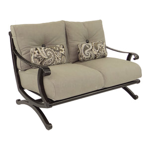 Telluride Cushioned Loveseat