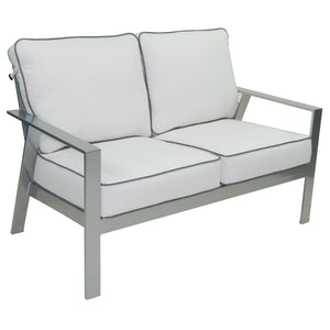 Trento Cushioned Loveseat