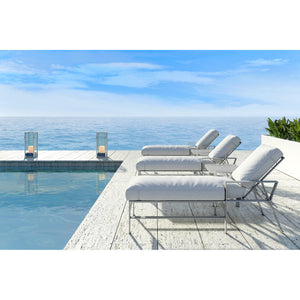 Trento Five Piece Chaise Set