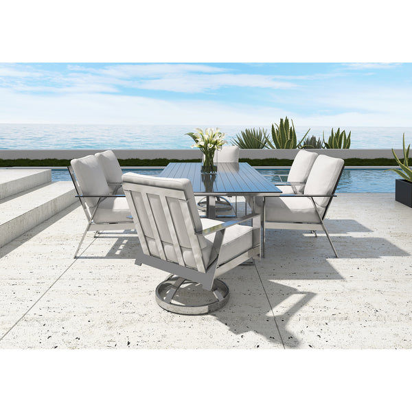 Trento Seven Piece Dining Set