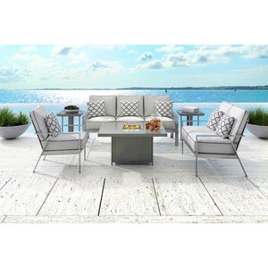 Trento Six Piece Deep Seating Set