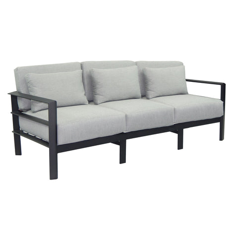 Vertice Cushioned Lounge Sofa