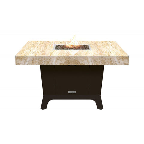 Parkway Square Fire Pit Table 48x48