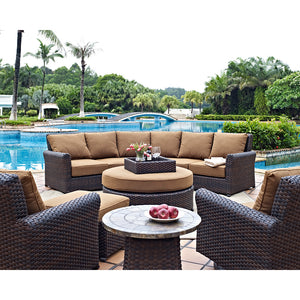 Hampton Ten Piece Deep Seating Set