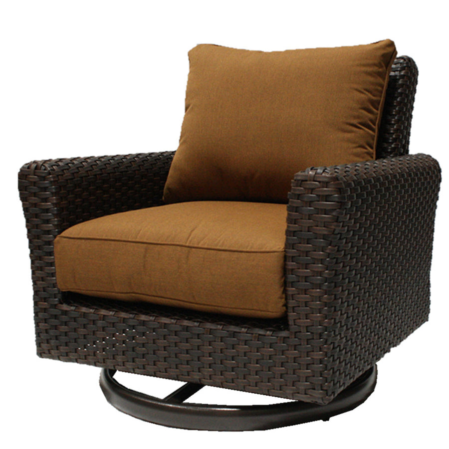 Hampton Swivel Club Rocker