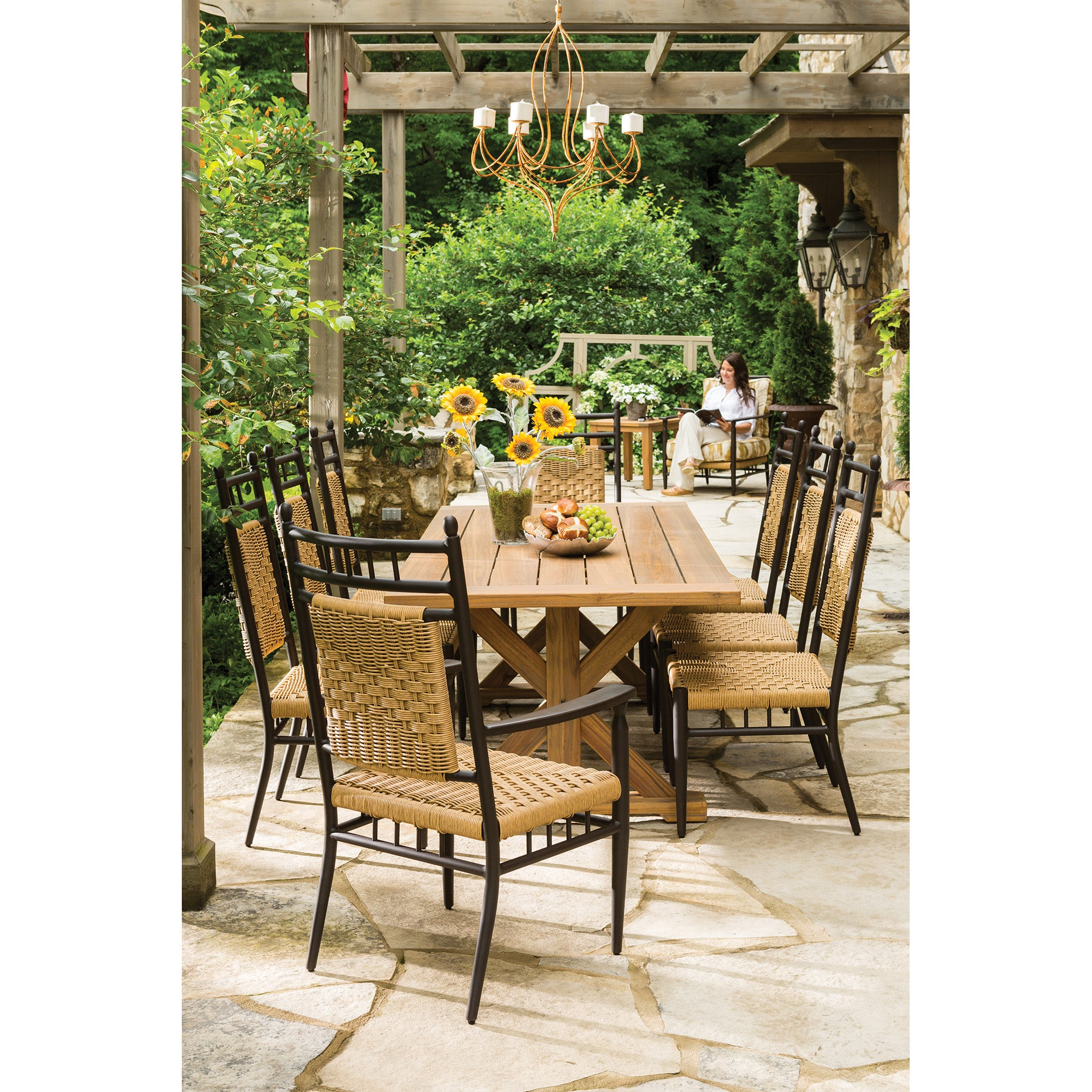 Low Country Nine Piece Dining Set