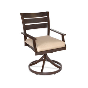 Bungalow Swivel Dining Chairs