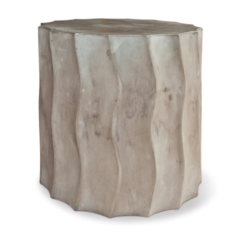 Wave Accent Tables Short