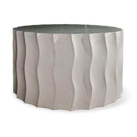 Wave Accent Tables Wide