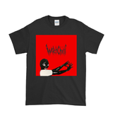Masked in Latex Tshirt – Witchchrist - ArtWeAre shirts