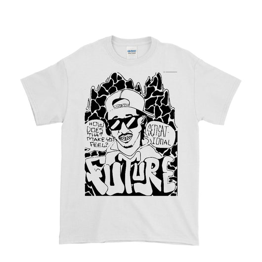 Future Sensational T-shirt – Eugene.Art - ArtWeAre